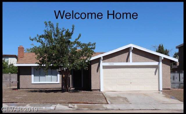 7226 Enterprise, Las Vegas, NV 89147 (MLS #2136512) :: Capstone Real Estate Network