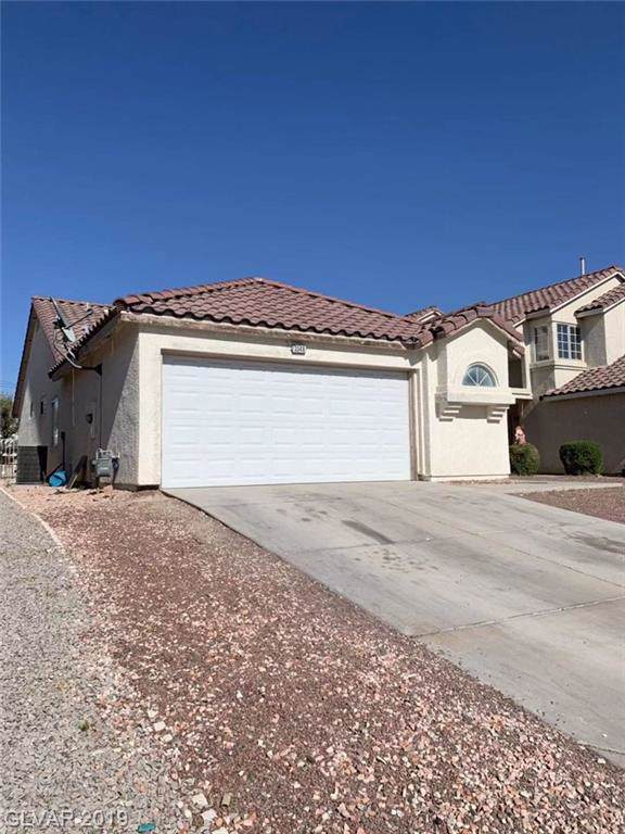 3548 Trilogy, Las Vegas, NV 89108 (MLS #2136763) :: Capstone Real Estate Network