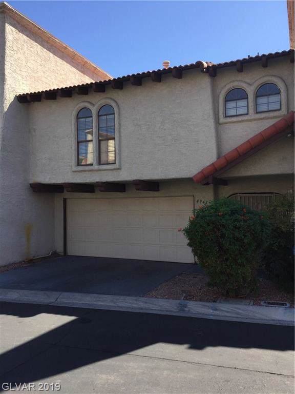 4943 Schumann, Las Vegas, NV 89146 (MLS #2137091) :: The Snyder Group at Keller Williams Marketplace One