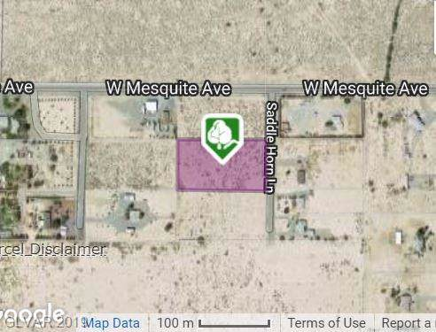 1940 N Saddle Horn, Pahrump, NV 89060 (MLS #2137338) :: The Lindstrom Group