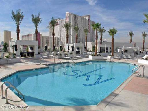 2700 Las Vegas #1207, Las Vegas, NV 89109 (MLS #2137976) :: The Snyder Group at Keller Williams Marketplace One