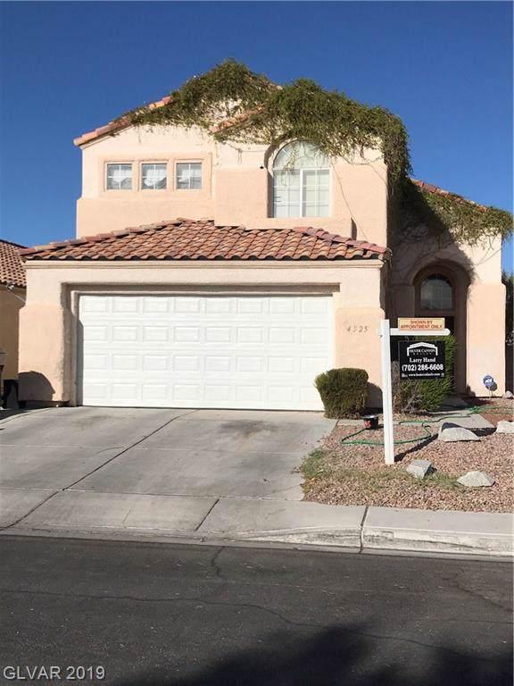 4525 Switchback, North Las Vegas, NV 89031 (MLS #2138043) :: The Snyder Group at Keller Williams Marketplace One