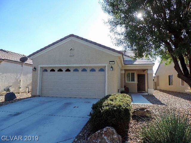 7777 Wading Bird, North Las Vegas, NV 89084 (MLS #2138757) :: The Snyder Group at Keller Williams Marketplace One