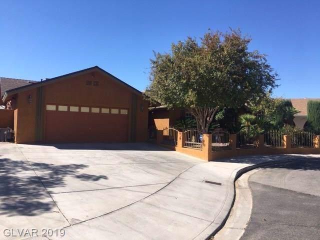 1534 Kay, Boulder City, NV 89005 (MLS #2139770) :: Vestuto Realty Group