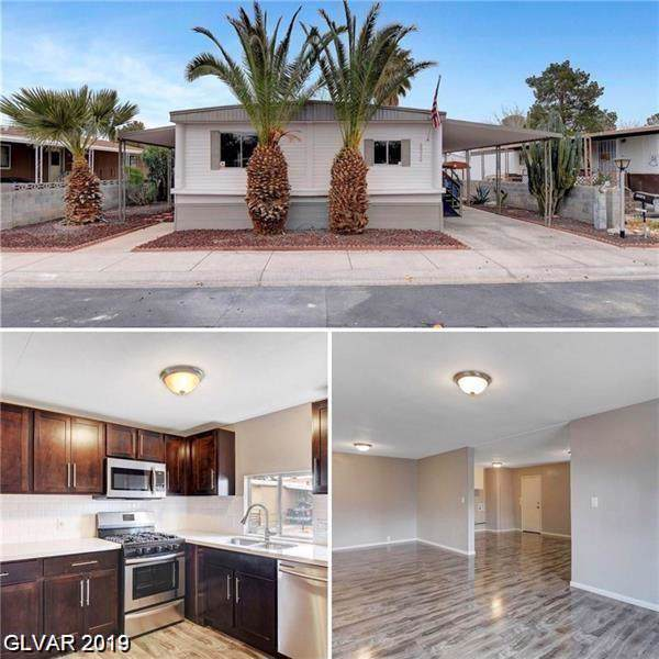 3312 Cape Cod, Las Vegas, NV 89122 (MLS #2140325) :: The Snyder Group at Keller Williams Marketplace One