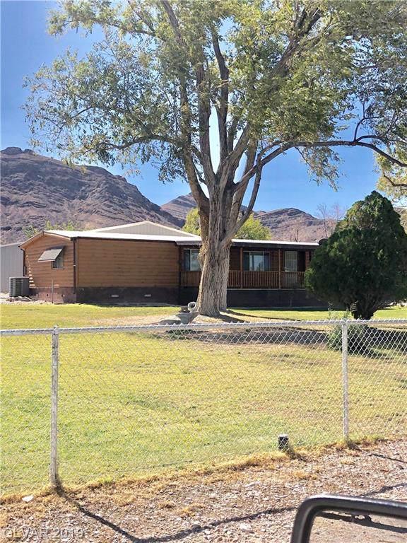789 Elon, Indian Springs, NV 89018 (MLS #2140374) :: Signature Real Estate Group