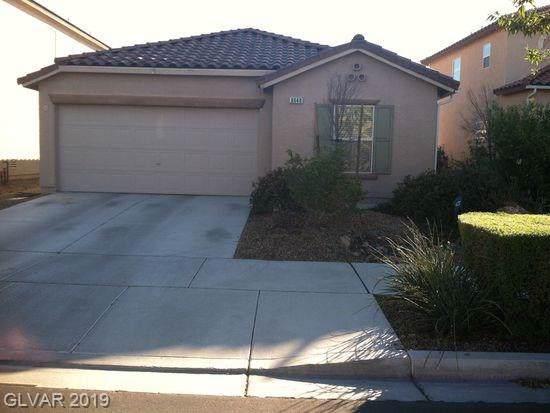 8648 Painted Horseshoe, Las Vegas, NV 89131 (MLS #2140552) :: Hebert Group | Realty One Group