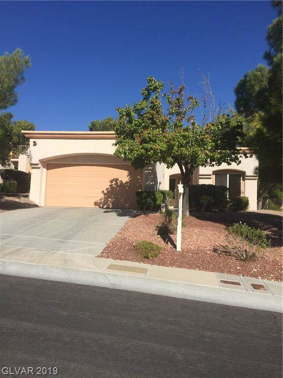 2763 Faiss, Las Vegas, NV 89134 (MLS #2141386) :: The Snyder Group at Keller Williams Marketplace One