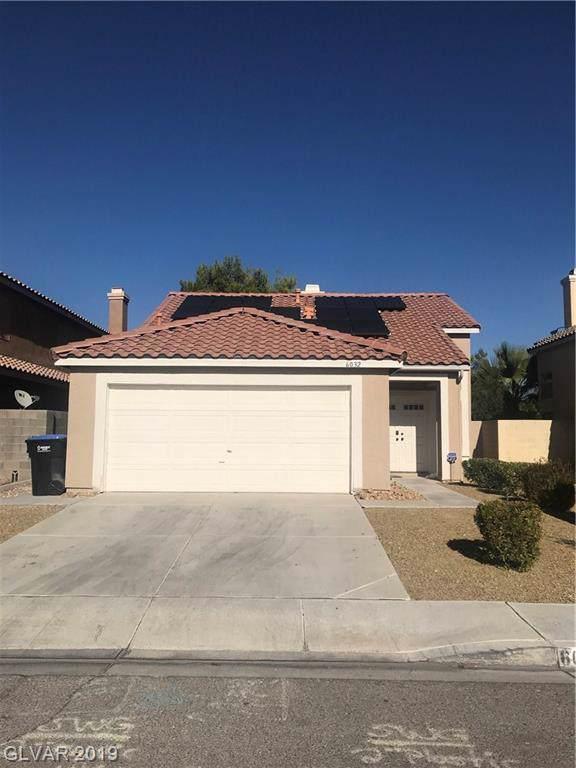 6032 Shadow Oak, North Las Vegas, NV 89031 (MLS #2141405) :: Vestuto Realty Group