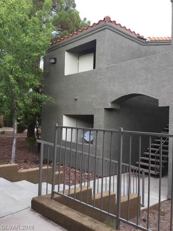 3151 Soaring Gulls #1169, Las Vegas, NV 89128 (MLS #2141522) :: The Snyder Group at Keller Williams Marketplace One