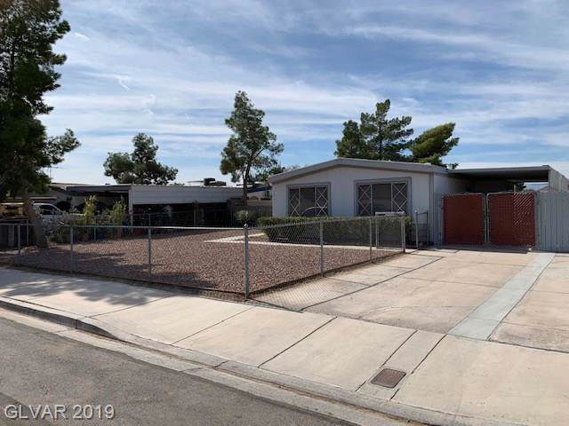 3417 Marion, Las Vegas, NV 89115 (MLS #2142559) :: Signature Real Estate Group