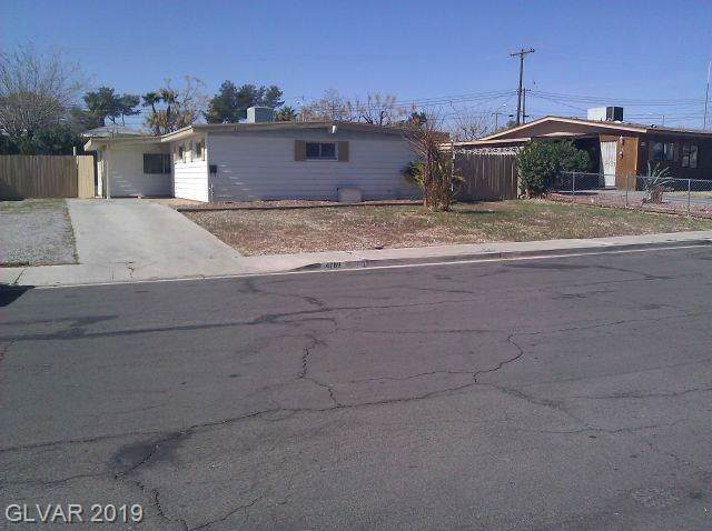 4789 Everman, Las Vegas, NV 89122 (MLS #2143427) :: Team Michele Dugan