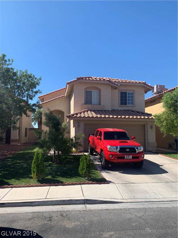 507 Hall Of Fame Drive, Las Vegas, NV 89110 (MLS #2143788) :: The Mark Wiley Group | Keller Williams Realty SW