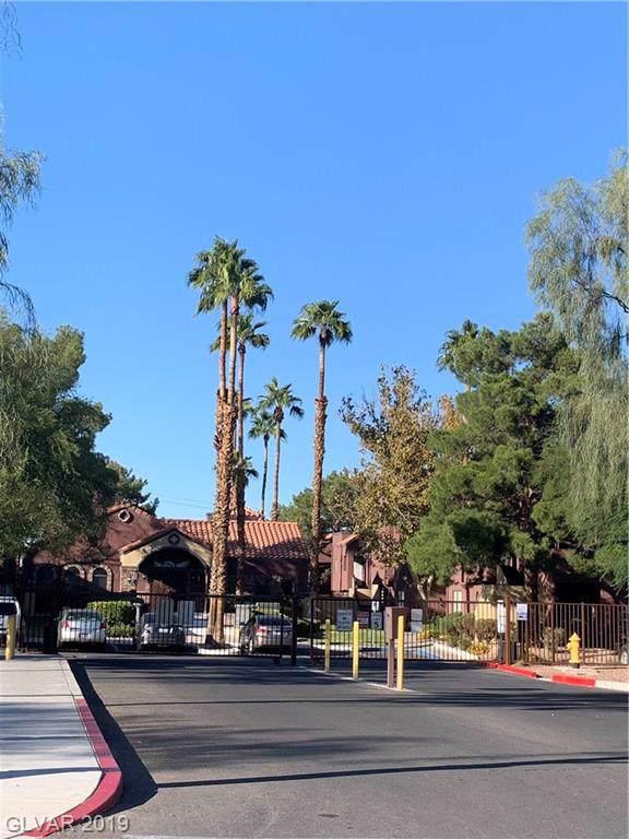 4050 Pacific Harbors #149, Las Vegas, NV 89121 (MLS #2143955) :: Signature Real Estate Group
