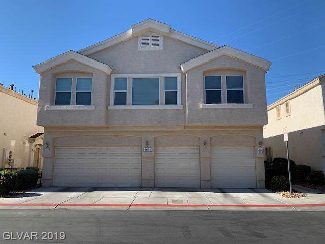 4617 Dealers Choice #101, Las Vegas, NV 89122 (MLS #2145479) :: The Perna Group