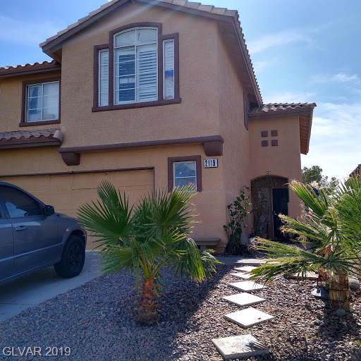 2119 Sierra Stone, Las Vegas, NV 89119 (MLS #2145641) :: Team Michele Dugan