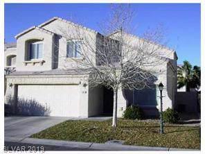 5404 Raincreek, Las Vegas, NV 89130 (MLS #2145731) :: Trish Nash Team