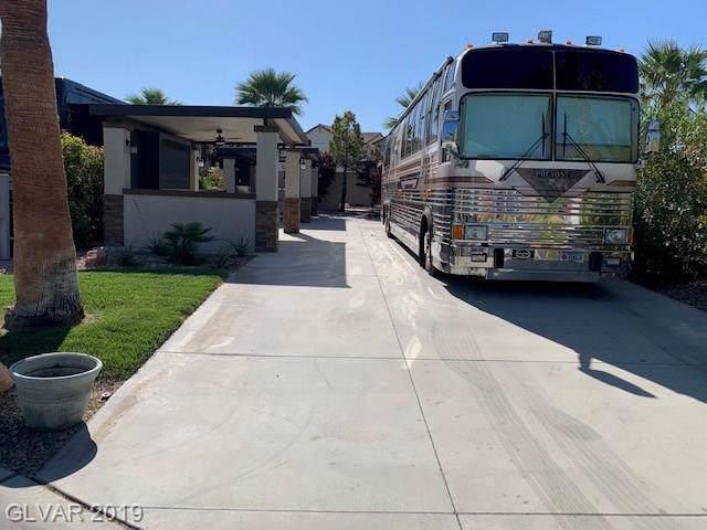 8175 Arville #222, Las Vegas, NV 89139 (MLS #2145756) :: The Perna Group