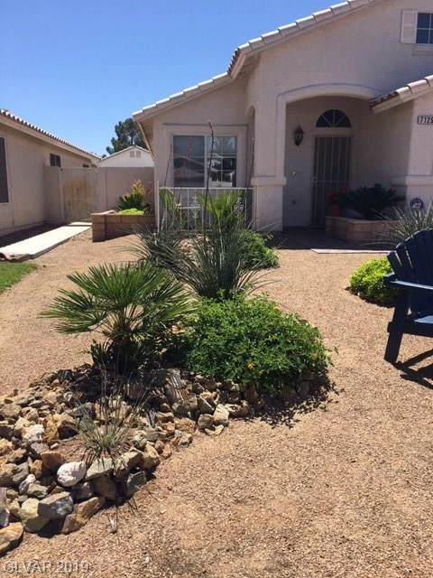 7129 Overhill, Las Vegas, NV 89129 (MLS #2145968) :: The Snyder Group at Keller Williams Marketplace One