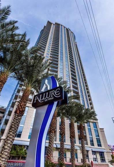 200 W Sahara #3109, Las Vegas, NV 89102 (MLS #2146215) :: Hebert Group   Realty One Group