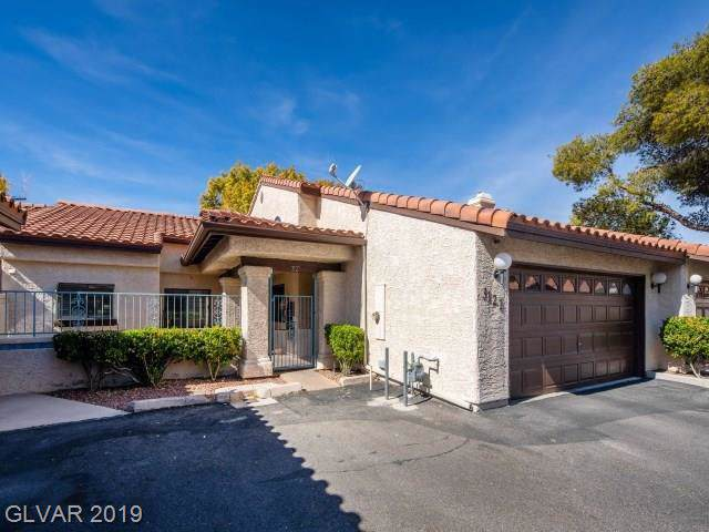 3121 La Mancha Way, Henderson, NV 89014 (MLS #2146530) :: Performance Realty