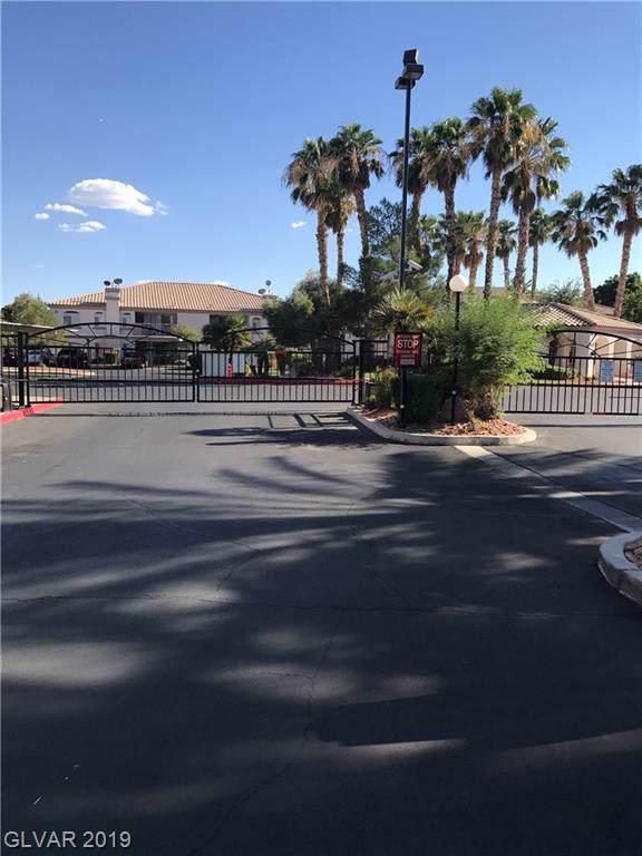 4555 Sahara #166, Las Vegas, NV 89104 (MLS #2147446) :: Trish Nash Team