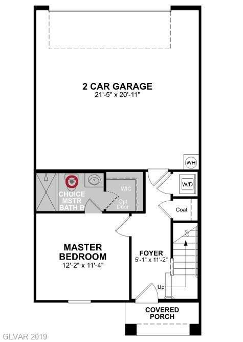 4642 Ingleton Lot 179, Las Vegas, NV 89115 (MLS #2147707) :: Signature Real Estate Group