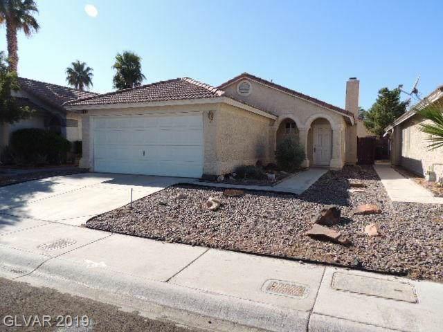 2729 Ironside, Las Vegas, NV 89108 (MLS #2148307) :: Signature Real Estate Group