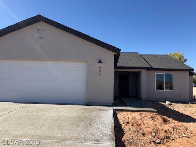 431 Tres Coyotes, Overton, NV 89040 (MLS #2148311) :: Signature Real Estate Group