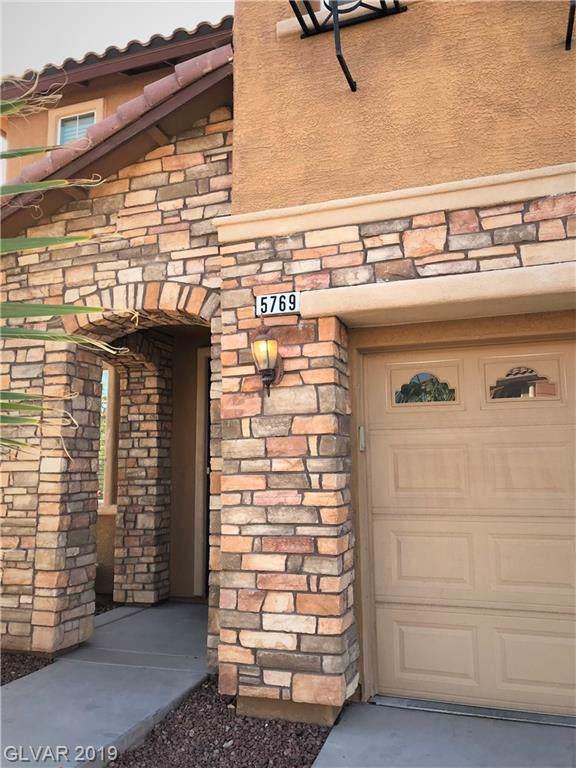 5769 Danish Garden, Las Vegas, NV 89148 (MLS #2148423) :: Signature Real Estate Group