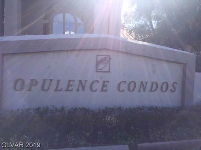 5415 Harmon Avenue #1104, Las Vegas, NV 89103 (MLS #2149162) :: Billy OKeefe | Berkshire Hathaway HomeServices
