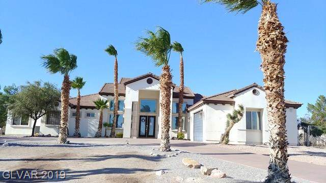 8585 Wagner Ranch, Las Vegas, NV 89166 (MLS #2149337) :: ERA Brokers Consolidated / Sherman Group