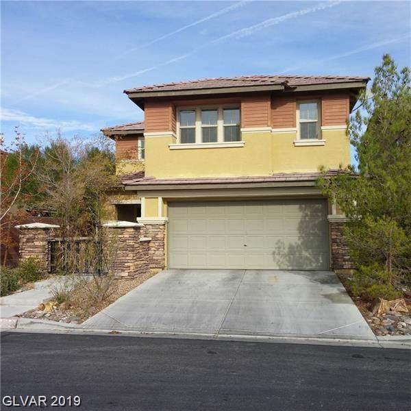 10450 Lyric Arbor, Las Vegas, NV 89135 (MLS #2149461) :: Vestuto Realty Group