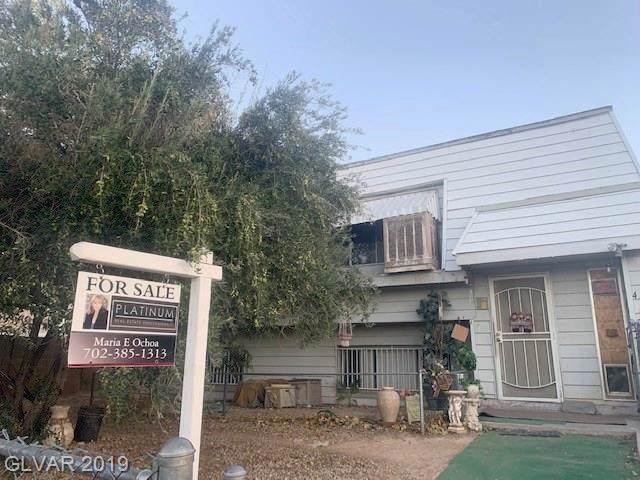 4397 Powell, Las Vegas, NV 89121 (MLS #2149817) :: Hebert Group | Realty One Group