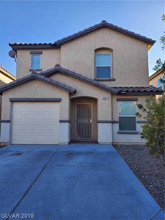 4047 Pistachio Nut, Las Vegas, NV 89115 (MLS #2149883) :: Signature Real Estate Group