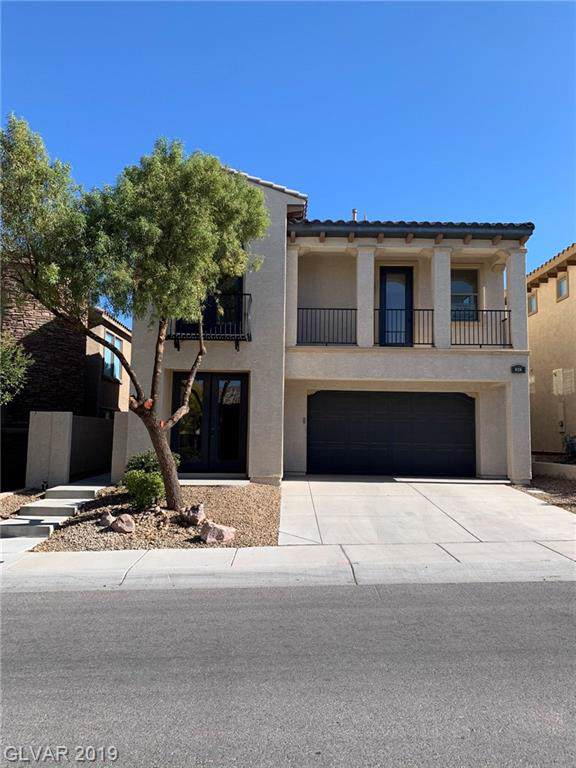 928 Via Stellato, Henderson, NV 89011 (MLS #2149920) :: Trish Nash Team