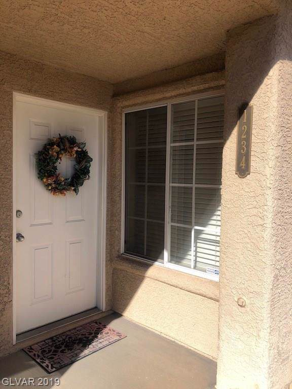 5201 Torrey Pines #1234, Las Vegas, NV 89118 (MLS #2150093) :: Trish Nash Team