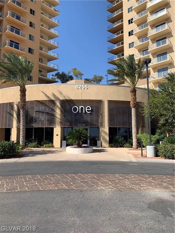 8255 Las Vegas #1006, Las Vegas, NV 89123 (MLS #2150363) :: Hebert Group | Realty One Group