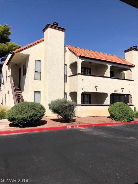 6161 Oakey D, Las Vegas, NV 89146 (MLS #2150820) :: Hebert Group | Realty One Group