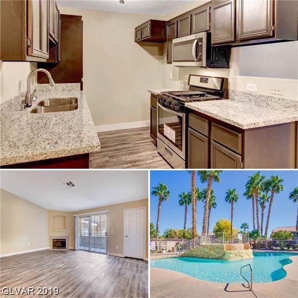 4730 Craig #2051, Las Vegas, NV 89115 (MLS #2150834) :: Hebert Group   Realty One Group