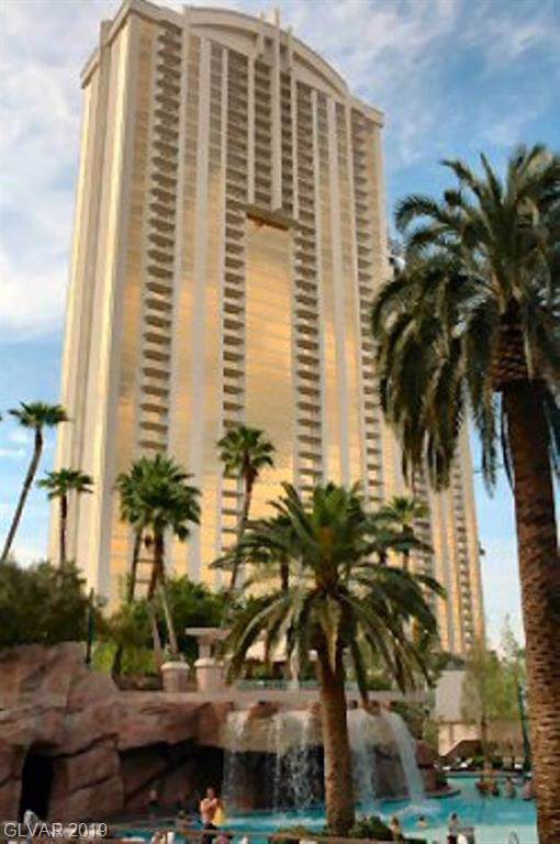135 E Harmon #2018, Las Vegas, NV 89109 (MLS #2151005) :: Trish Nash Team