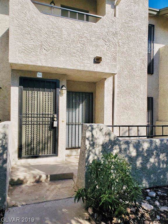 3771 Shirebrook #86, Las Vegas, NV 89115 (MLS #2151059) :: Hebert Group | Realty One Group