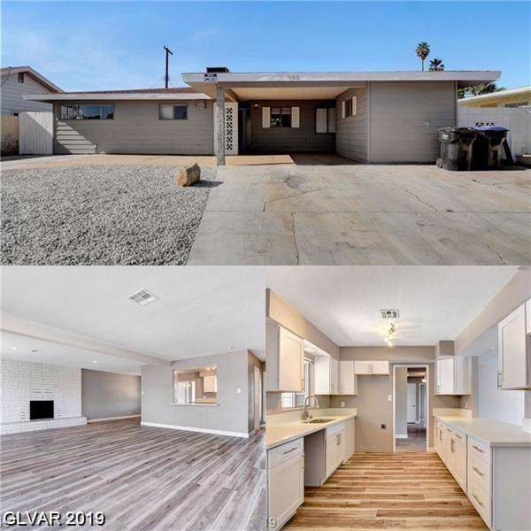 905 St Louis, Las Vegas, NV 89104 (MLS #2151131) :: Hebert Group | Realty One Group