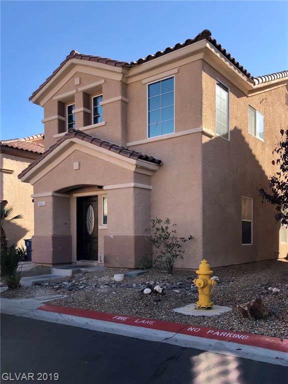 655 Stonehenge Walk, Las Vegas, NV 89178 (MLS #2151194) :: Signature Real Estate Group