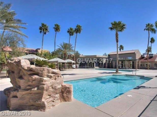 4400 Sandy River #9, Las Vegas, NV 89103 (MLS #2151275) :: Trish Nash Team