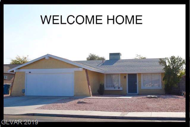 4145 Wendy, Las Vegas, NV 89115 (MLS #2151298) :: Signature Real Estate Group