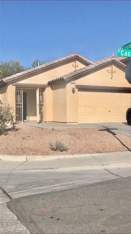 4151 Cashew, Las Vegas, NV 89115 (MLS #2151301) :: Signature Real Estate Group