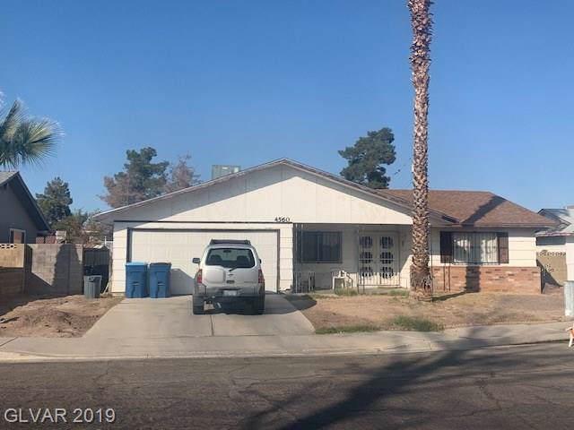 4560 San Rafael, Las Vegas, NV 89120 (MLS #2151362) :: Hebert Group | Realty One Group