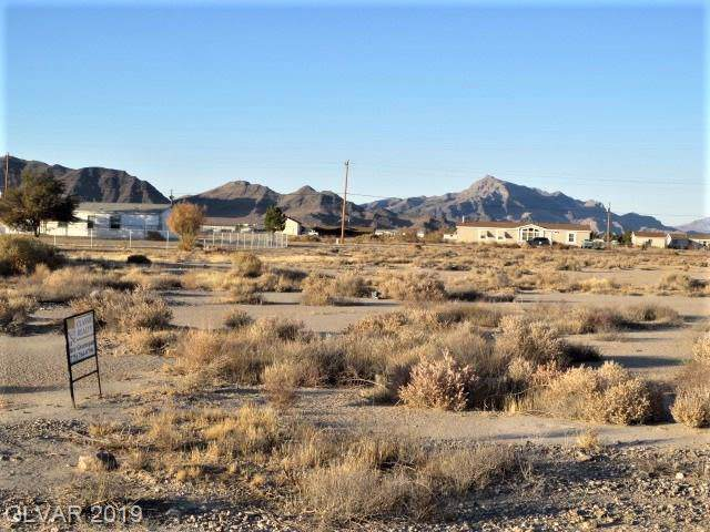 4380 W Jacob, Pahrump, NV 89048 (MLS #2151517) :: The Lindstrom Group