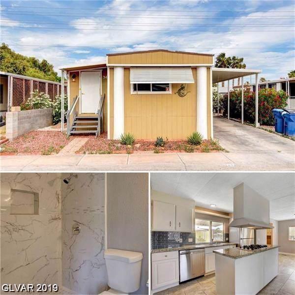 3474 Lost Hills, Las Vegas, NV 89122 (MLS #2151551) :: Signature Real Estate Group